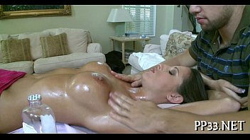 body upper therapy without oil massage japanese l Nika noire having a hot orgasm