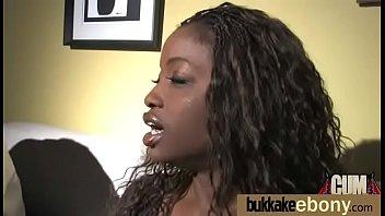ebony by gets whitey groped real theater slut Savage j king7