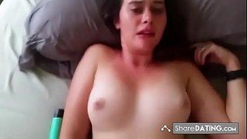 massage amateur boobs Chubby wife fist