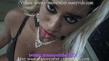 facial knox compilation belle Blonde hottie strips for hardcore sex with two black studs
