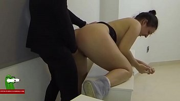 blindfolded whom10 gets fucked she and wife doesnt know by German amateur squirting