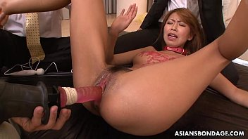 waxed waxing cock epilation Asian mothers teaching daughters how to suck cock