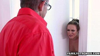 joins son daughter and mother Video bokep nikita mirsani porn