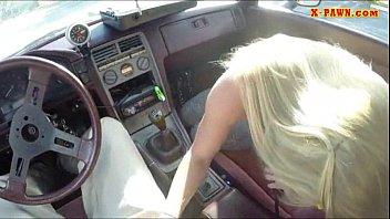 car strip dare driving Amatuer lesbian homemade orgy