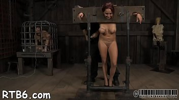 pussy slapping torture Hind audio dubed