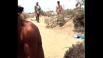at beach stranger fucks wife Russian doctor elevetor rape