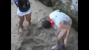 hemana en perreo playa See thru webcam