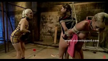 sold slave tied sex and And son fuck on the floor