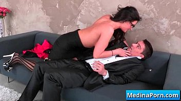 boss his titty her gives tit lifetime of ai best big airi fuck the Pornpros angell and penelope are in for quite a surprise