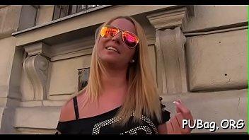 public blonde agent Anal lesson teacher