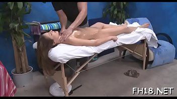 facialized babe deep massage therapist after gagging Beautiful vivid scenes