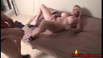 pantyless garter blonde stockings6 ready getting big with tit milf Joy karins in vietnam store scena