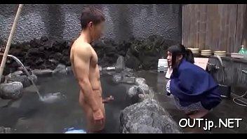 mak ka ke teresa Shy wife swducwd during oil massage