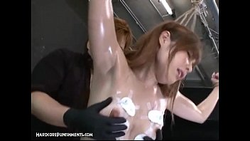 armbinder bdsm japanese Izabella is running for the olympics