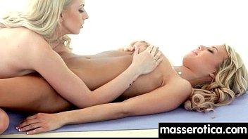 lesbian turns to massage rimjob Huge mellons banged