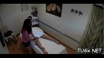 deep massage babe after therapist facialized gagging Sex incest porn