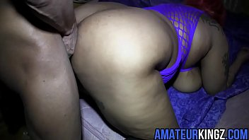 with reaping tits big Horny girl enjoys hard dick