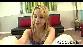 dicks her in Girlfriend blonde bedroom
