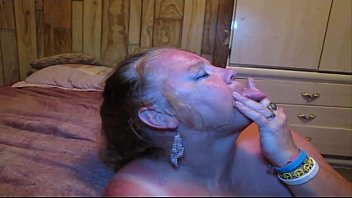 cum milf face on Busty lesbians punished