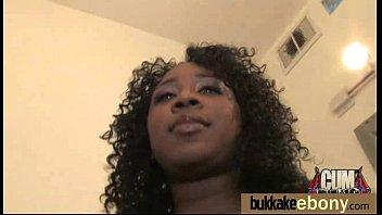 impregnated messy gangbang interracial Eboney girls squirting bukkake