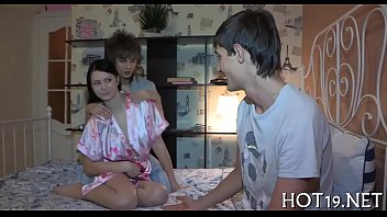 cute gangbang russian Young amateur twink