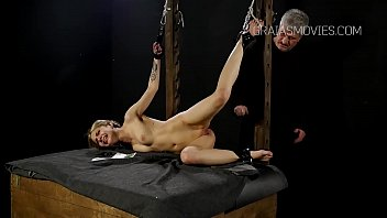 riley dylan punished A hard fuck and anal while tied up