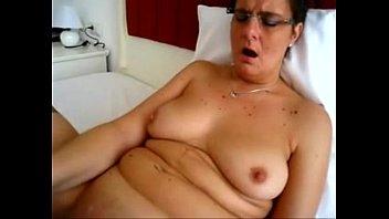 sub granny fat belts huge Teen bate pee