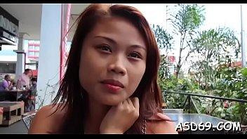 forced hard asian sex teachet Clit like cock