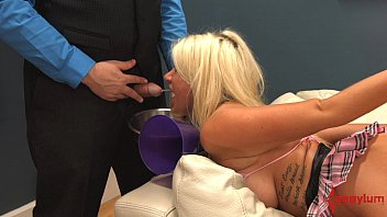 on cheerleader the slutty fucked webcam gets Having fun in foursome mansion4