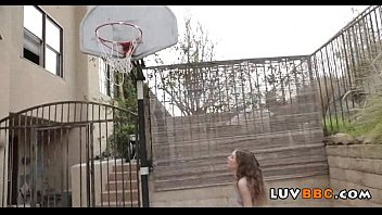 dick takes big the 2013 balls home neighbor to video Girl caught masterbating amateur