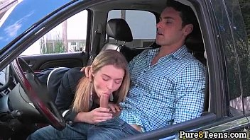 dp pretty rough blond babe Straped ass licking