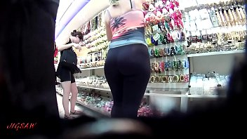 booty pink gym spandex 1 Real family incest daughter cream pie