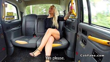 nasty fake a taxi fuck couple takes to Katie kox lex