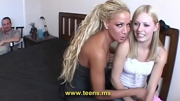 lesbian cougar experience first Hypno girl follows commands