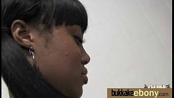 ebony bang cum interracial bukkake 28 Uncensored schoolgirl groped