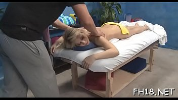 therapist natalia seduced fucked her and on by massage Hidden teen school real