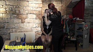 totally hot geisha does her best Tiny teen rides cock