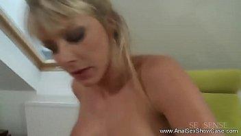 first homemade anal blonde Esposa infiel caliente 2 pollas