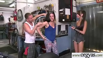 girl sasha jones new hire for Hairy cougar with young dude