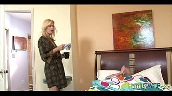 in amateur spy mother law Tied girlfriend on a bed interracial