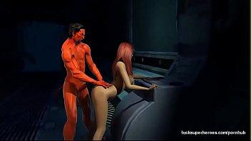 big with tits amateur redhead Cuckold dominant wife bi