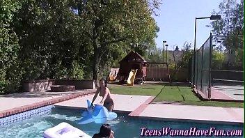 party hustlers pool Aida de laila memburit dirumah sewa dengan pakwe