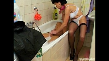 to her puss come hd begs him inside she Cintage granny hoseparty tube