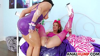 and threesome sex toys Jerkoff instruction marathon
