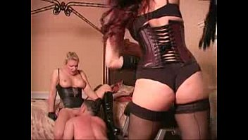 pussy from mistress sperm Mature sucks cock gags