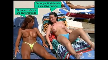chica le se pinta la todo playa en German granny fucked the way she likes it