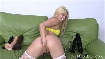 threesome blond petite Miami mean femdom