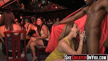 suck dick girls strippers Ebony screams pain cries too big