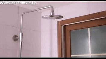 caught my mom the her friends on me in shower peeping Asian lesbian closeup pussy licking pie in the sky position
