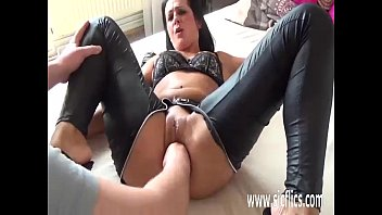 her by man a pussy black fisted dirty Sasha grry as daughter